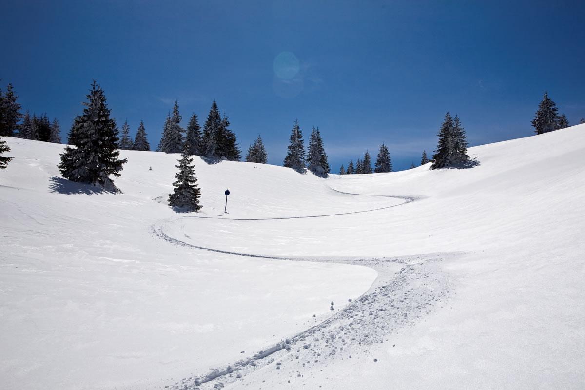 Neistražene staze za skijanje