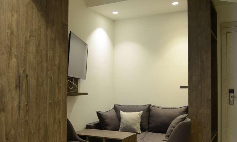 Dnevna soba 2 - Apartman 8 - Villa Angella