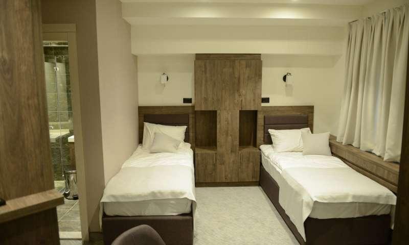 Spavaća soba - Apartman 8 - Villa Angella