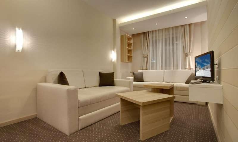Dnevna soba - apartman 202