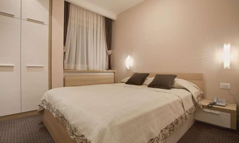 Spavaća soba - apartman 202